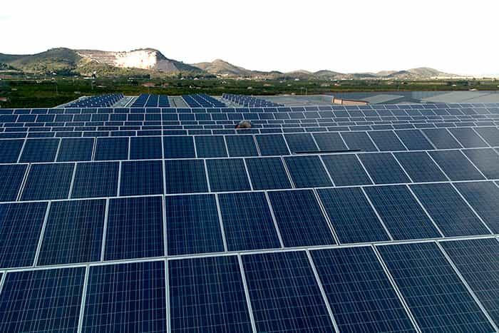 Instalacion Placas Solares Naves Industriales